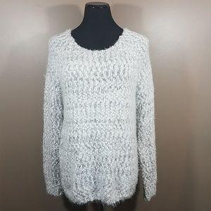 Buffalo David Bitten Eyelash Knit Pullover Sweater